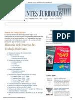 APUNTES JURIDICOS™_ Derecho Del Trabajo Boliviano
