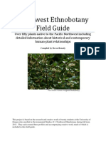 Northwest Ethnobotany Field Guide