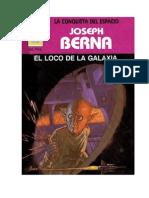 LCDEB002. El loco de la galaxia - Joseph Berna.doc