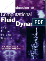 An Introduction to Computational Fluid Dynamics (H. K. Versteeg)