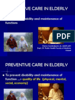 Lecture 8 Elderly and Disability 2 Final