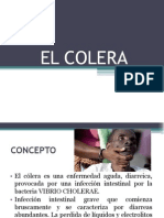 EL COLERA