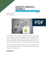 Startups Android VI