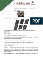 1° lista de exercícios 2013 - 1 semestre PMC 2014