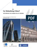 Rethinking the Urban Policy Agenda - OECD