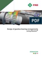 Design of Gearbox Bearing Arrangements