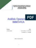 Trabajo de Análisis Operacional