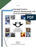 Manufacturing Trends Globalization1