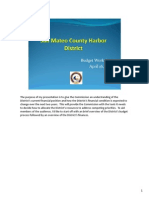 SMC Harbor District Finance Review