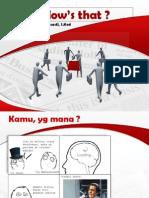 Materi PSDM