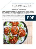 Budgetbytes.blogspot.co.Uk-teriyaki Meatball Bowls 789 Recipe 132 Serving