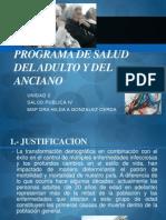 Programa Adulto y Del Anciano Unidad 2