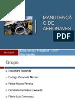 Manutenção de Aeronaves 2