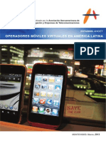 Operadores Móviles Virtuales en América Latina