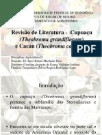 Revisão Cacau e Cupuaçu
