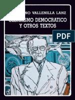 97700199 Vallenilla Lanz Laureano Cesarismo Democratico y Otros Textos