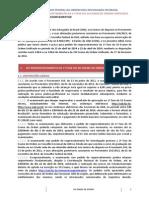 Edital XIII Complementar - REPESCAGEM