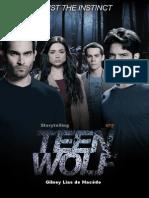 Storytelling TEEN WOLF