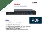 DA-DVR5204A 5208A 5216A