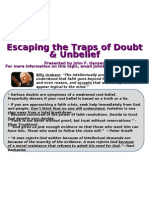 Lessons of Faith - Billy Graham & Charles Templeton - Doubt or Faith?