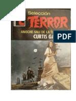 ST002 - Curtis Garland - Anoche Sali de La Tumba