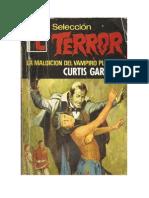 ST113 - Curtis Garland - La Maldicion Del Vampiro Plateado