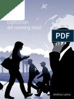 GSMA Mobile Roaming Web Spanish
