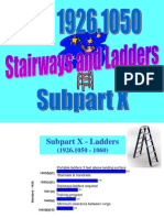 042 Osha Stairways Ladders
