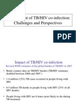 Tatalaksana Tuberkulosis pada pasien HIV