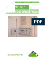 Instalacion de Cajas Electricas