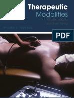 Therapeutic Modalities