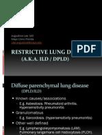 0830 - Lee Restrictive Lung DZ