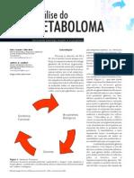 Análise de Metaboloma