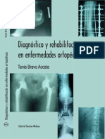 Diagnóstico y Rehabilitación en Enfermedades Ortopédicas