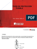 Dispositivos de Proteccion Fusible