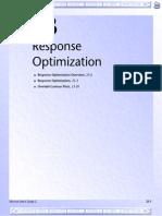 23 Response Optimization