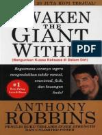 Anthony Robbins - Awaken the Giant (Indonesia)