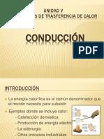 5.1 Conductividad Termica