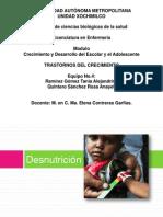 Presentación Desnutrición
