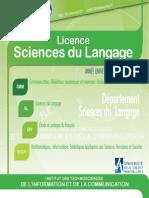 Fascicule ASL 2013-2014