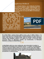 arquitectura mediaval