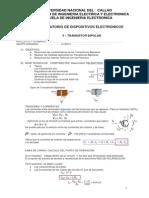 4to Lab Transistor