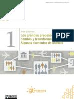 1-Los Grandes Procesos de Cambio y Transformacion Social