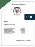 Tarea Completa Finanzas (VAN)