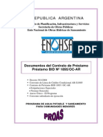 Documentos de Contrato Proas