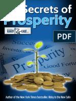 50 Secrets of Prosperity