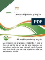 Alineación Paralela y Angular