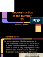 Deconstruction Power Point