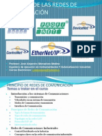 3.- Principios de Las Redes Comunicación
