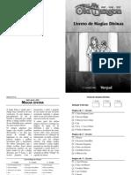 OldDragon FastPlayTest - Magias Divinas - Livreto